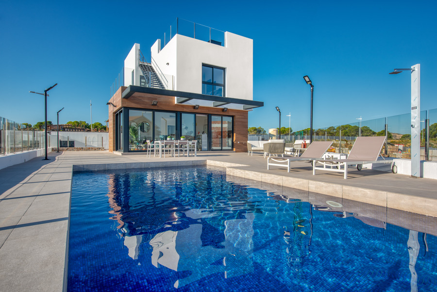 For Sale: New Build Villa in Algorfa Beds: 3 Baths: 2 Price: 260,000€