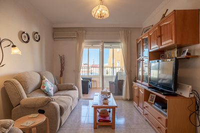 For Sale: Apartment in Algorfa Beds: 2 Baths: 1 Price: 69,995€