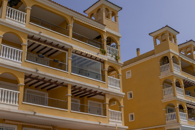 For Sale:  Apartments in Algorfa Beds: 2 Baths: 1 Price: 72,995€