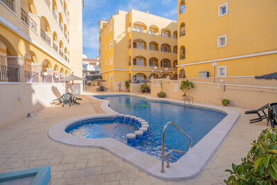 For Sale: Apartment in Algorfa Beds: 2 Baths: 1 Price: 68,500€