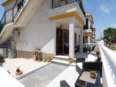 For Sale: Bungalow in Algorfa Beds: 2 Baths: 1 Price: 78,995€