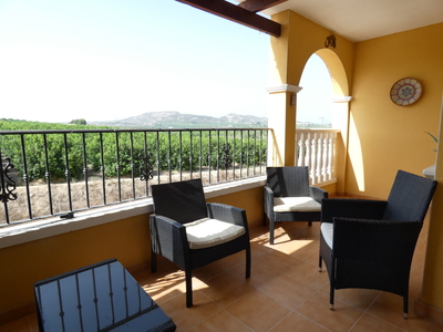 For Sale:  Apartments in Algorfa Beds: 2 Baths: 1 Price: 79,999€